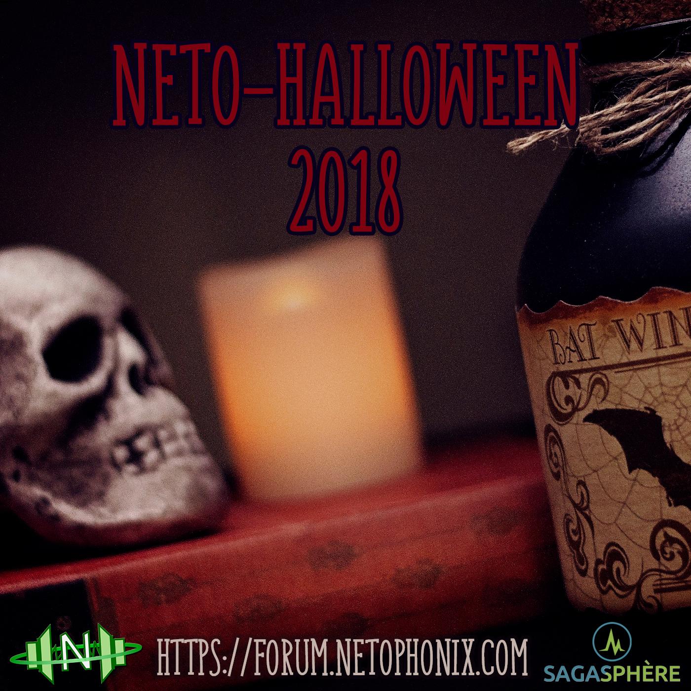 Couverture Neto-Halloween 2018